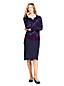 Women's Fine Gauge Supima Plaid Cardigan