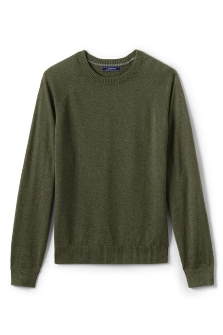 21984822f298 Men s Cotton Cashmere Crewneck Sweater