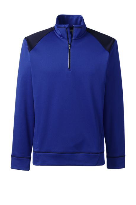 Men's Essential Half Zip