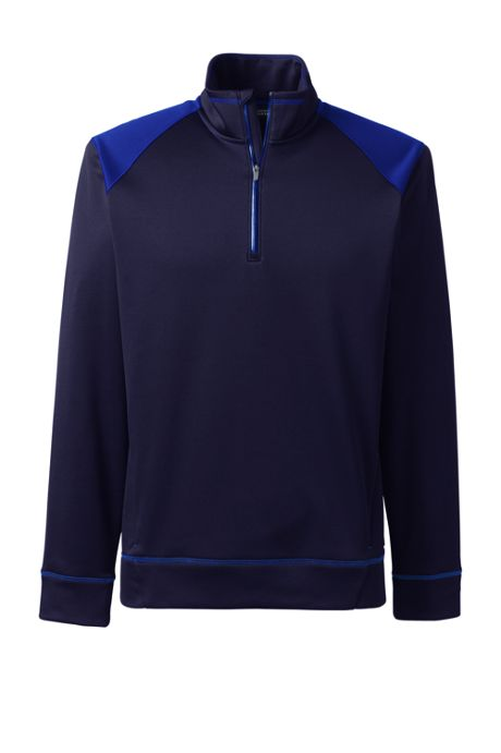 Men's Big Essential Half Zip