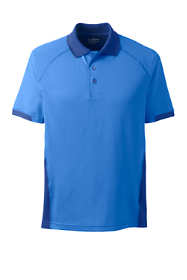 Men's Big Rapid Dri Tonal Block Polo Shirt