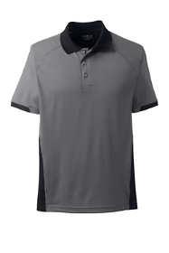 Men's Rapid Dri Tonal Block Polo Shirt