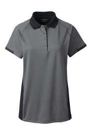 Women's Rapid Dri Tonal Block Polo Shirt