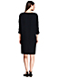 Women's Double Crêpe Dolman Sleeve Dress