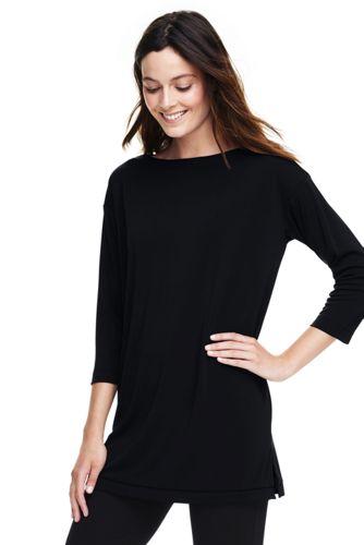 Women's Matte Jersey Tunic