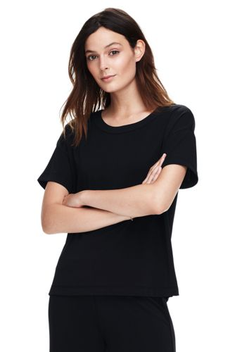 Le T-Shirt Ample Stretch, Femme Stature Standard