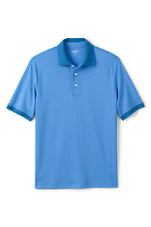 Le Polo en Coton Supima Interlock, Homme