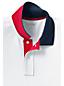 Le Polo Piqué Blocs de Couleurs, Homme Stature Standard