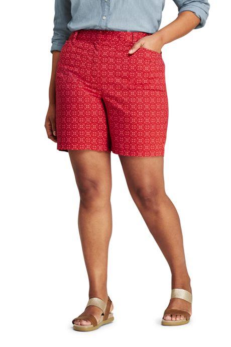Women's Plus Size Mid Rise 7