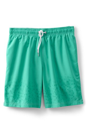 "Men's 8"" Water Emerge Volley Swim Trunks by Lands' End"