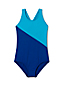 Toddlers' Smart Swim Colourblock Swimsuit