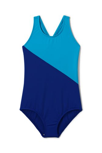 Toddlers' Smart Swim Colourblock Swimsuit