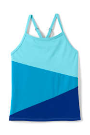 Little Girls Smart Swim Tankini Top
