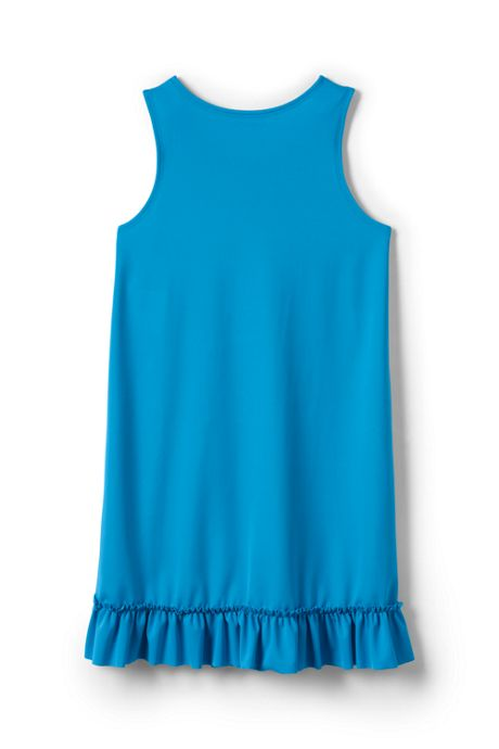 Little Girls Swim Dress Cover-up