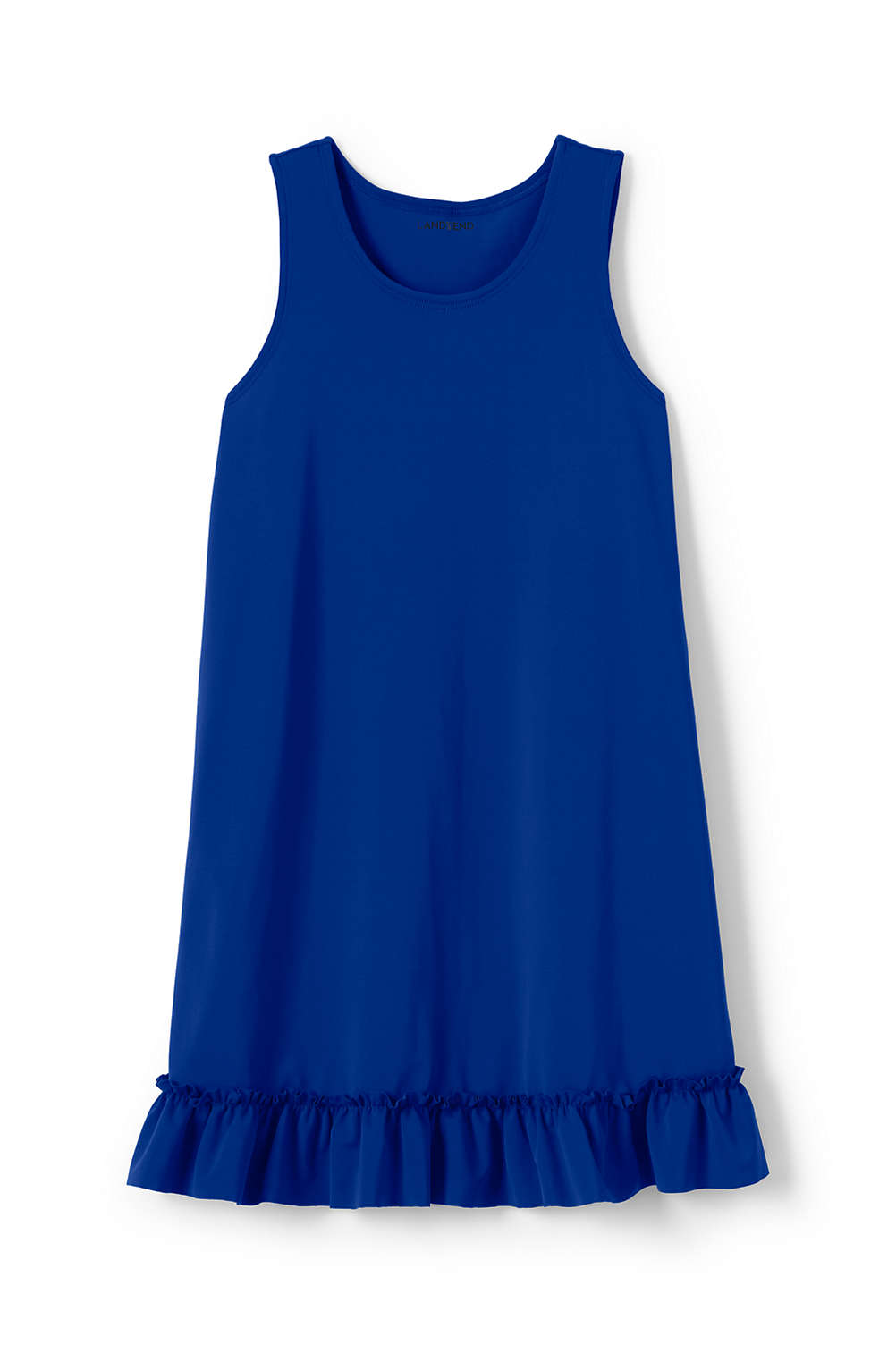 770e3f8f926e5 Little Girls Swim Dress Cover-up from Lands' End