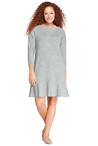 Geniue Stockist Sale Online Womens Regular Merino Sweater Dress - 20 - BLACK Lands End Cheap Sale 2018 New wANLR