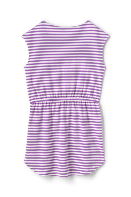 Girls Plus Colorblock Sailor Dress