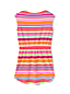 Little Girls' T-shirt Dress with Boatneck