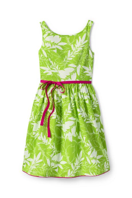 Toddler Girls Ruffle Back Occasion Dress