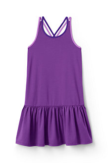 Girls' Strappy Sun Dress