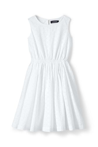 Sleeveless Dresses for Girls