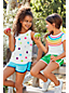 Toddler Girls' Towelling Beach Shorts