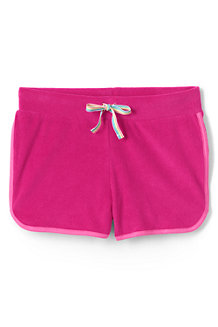 Girls' Towelling Beach Shorts