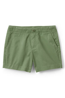 Girls' Chino Shorts
