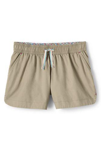 Le Short en Coton, Petite Fille