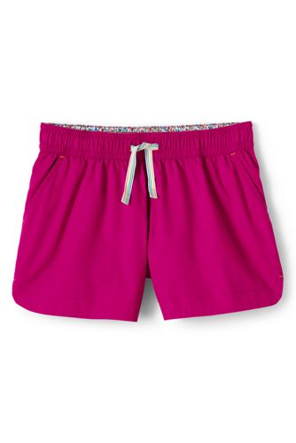 Toddler Girls' Shorts in Cotton Twill