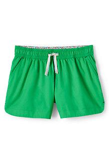 Le Short en Coton, Fille