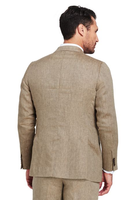Men's Traditional Fit Baird McNutt Suit Jacket