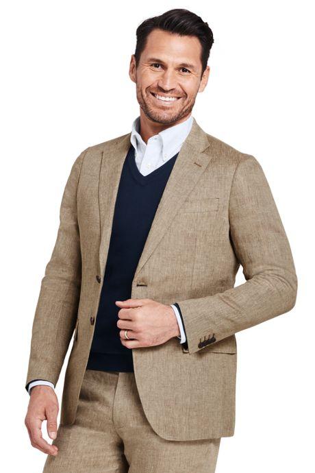 Men's Traditional Fit Baird McNutt Suit Jacket