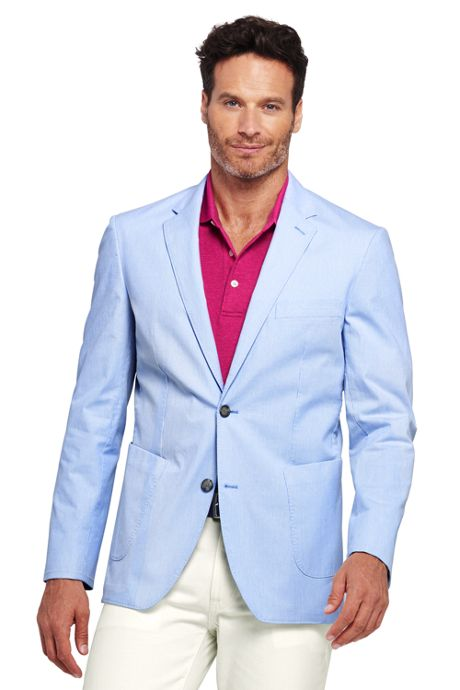 Men's Tailored Fit Seasonal Sport Coat