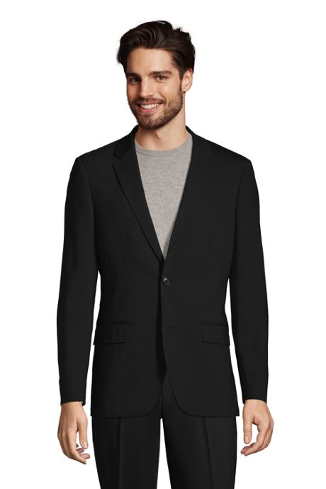 Men's Tailored Yearrounder Suit Jacket
