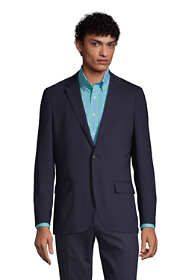 Men's Tailored Fit Comfort First Year'rounder Suit Jacket