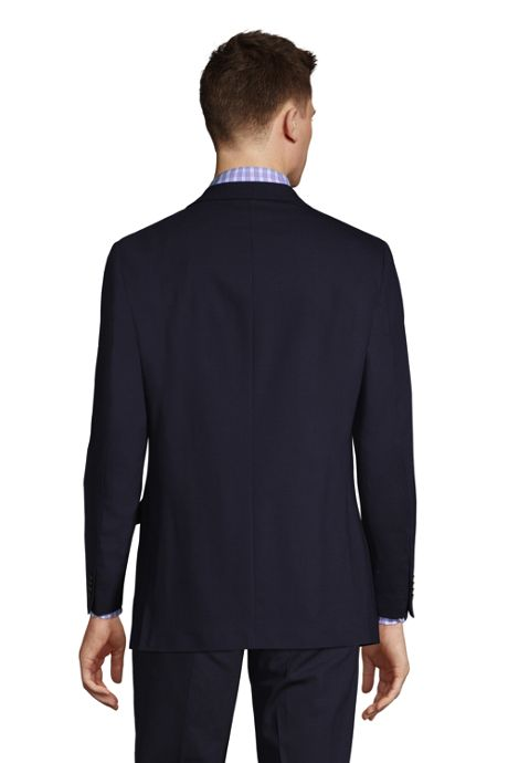 Men's Traditional Fit Comfort-First Year'rounder Suit Jacket