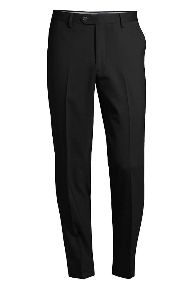 Men's Tailored Fit Comfort-First Year'rounder Dress Pants, Front
