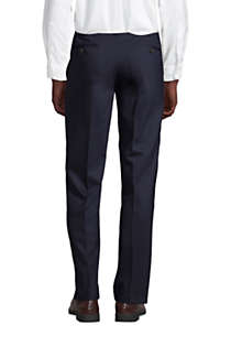 Men's Traditional Fit Comfort-First Year'rounder Dress Pants, Back