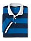 Men's Rugby Stripe Piqué Polo Shirt