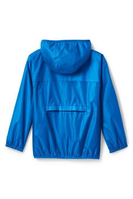 School Uniform Kids Waterproof Rain Jacket