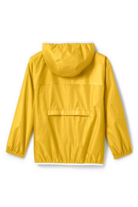 Toddler Kids Waterproof Rain Jacket