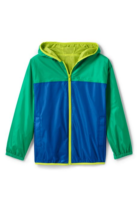 Kids Waterproof Rain Jacket