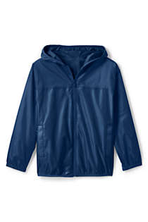Kids Waterproof Rain Jacket, Front