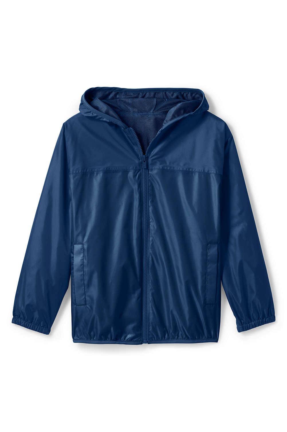 789529821 Kids Waterproof Rain Jacket from Lands' End
