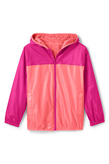 Kids' Packable Waterproof Jacket