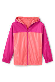 School Uniform Kids Waterproof Rain Jacket