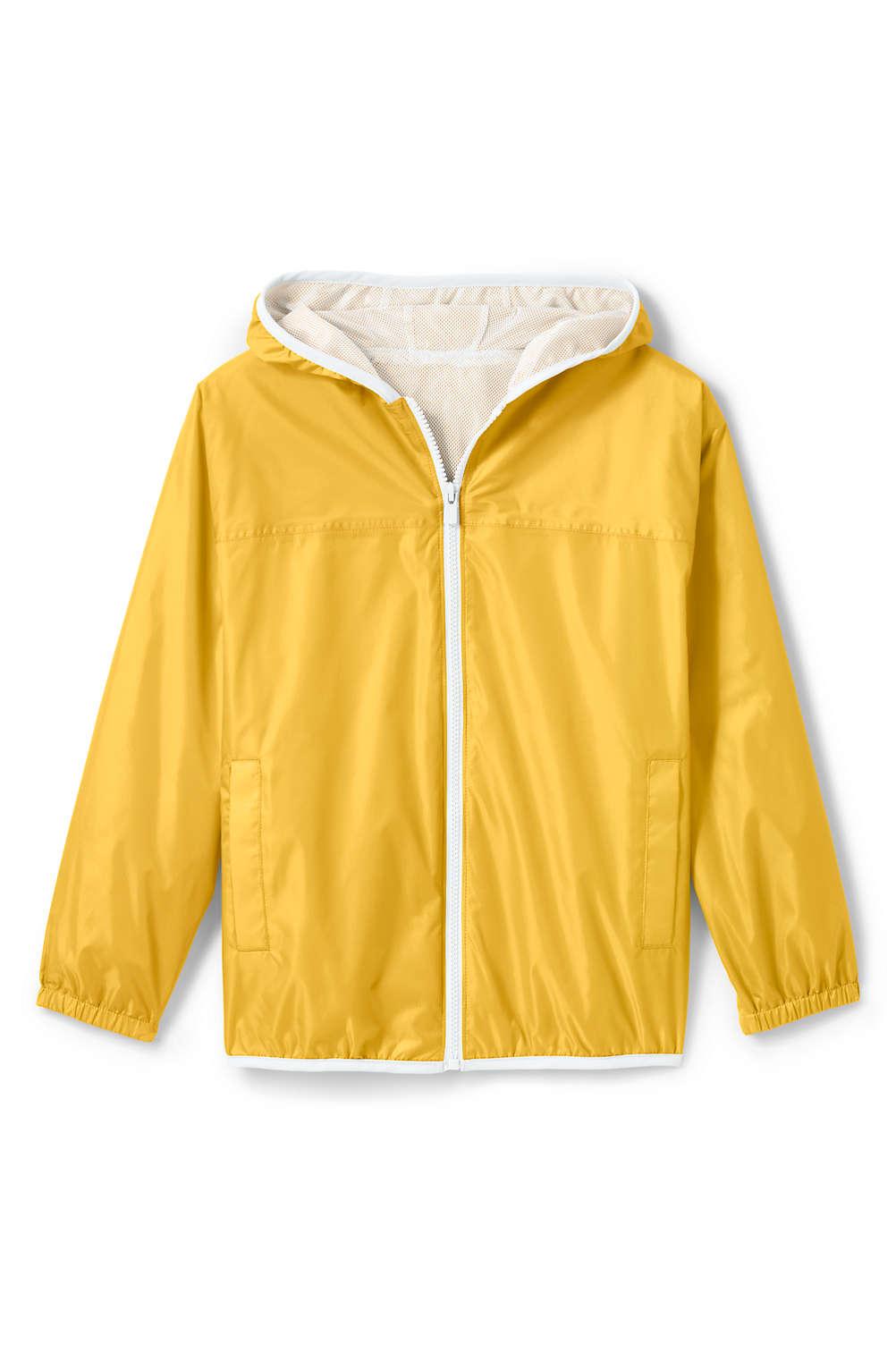 Toddler Kids Waterproof Rain Jacket