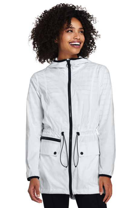 Women's Longline Packable Anorak