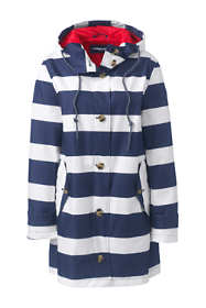 Women's Petite Classic Raincoat Pattern